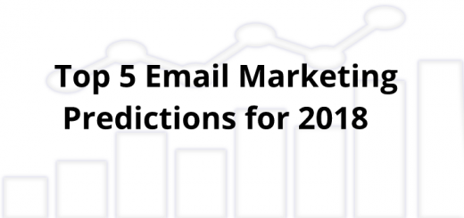 5 email marketing predictions 2018