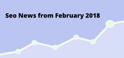 Seo new february