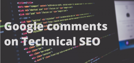 technical seo google