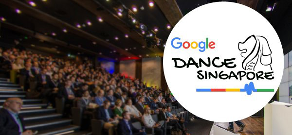 Google Dance Singapore