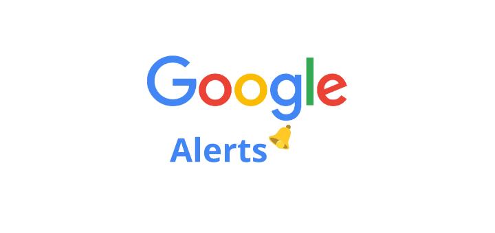 Resultado de imagem para google alerts