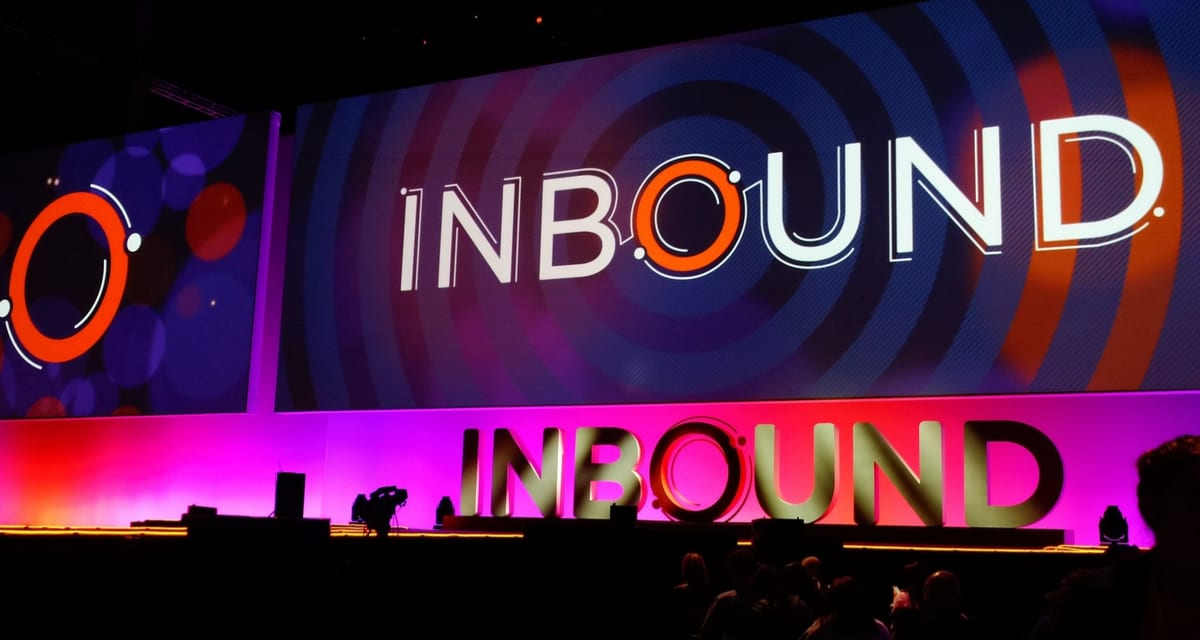 Inbound digital marketing conference