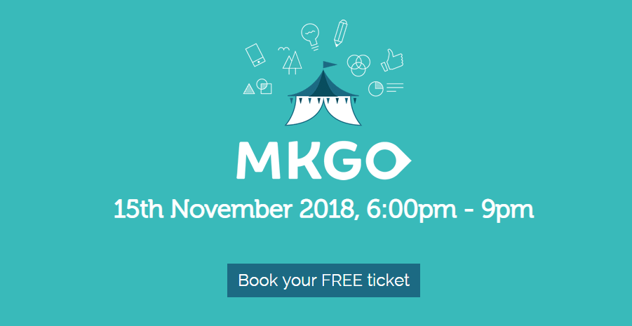 mkgo digital marketing event
