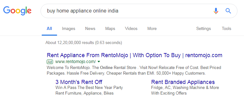 buy home appliance online india