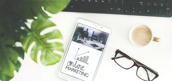phrase online marketing on the phone