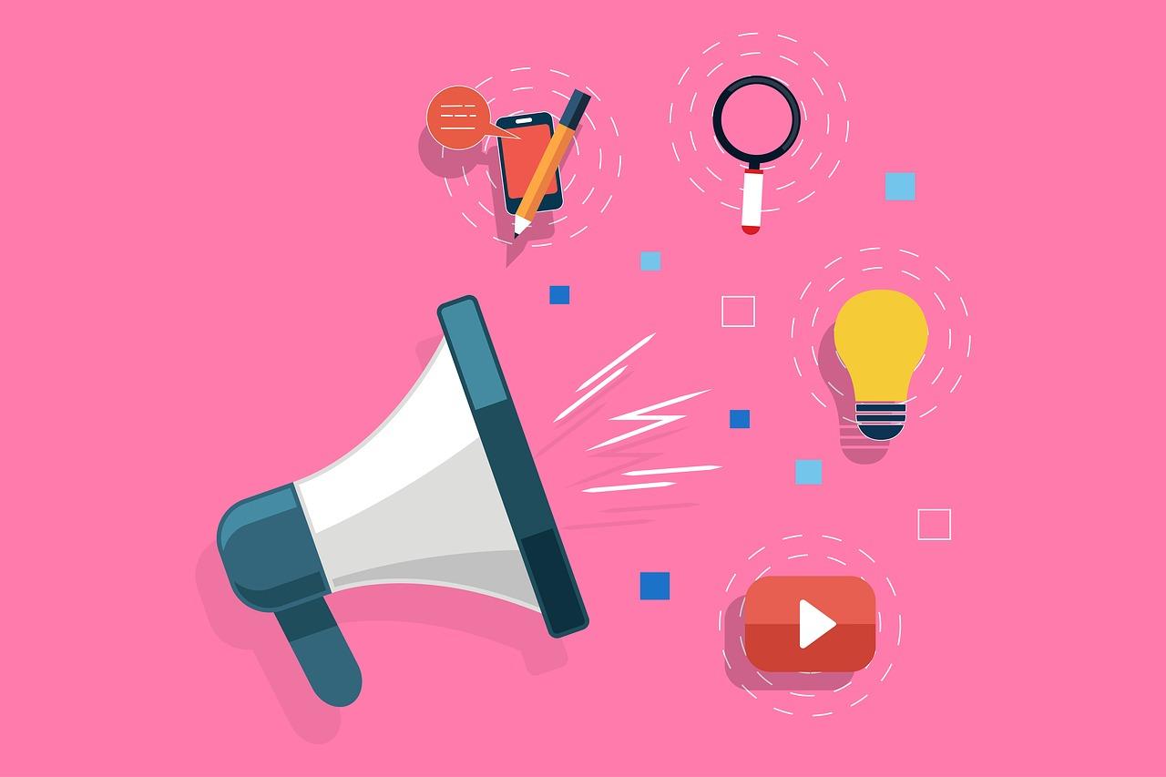 social media marketing pixabay